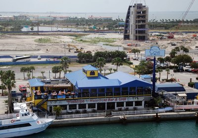 Waterfront Dining in Port Canaveral is a great way to enjoy the Space Coast!