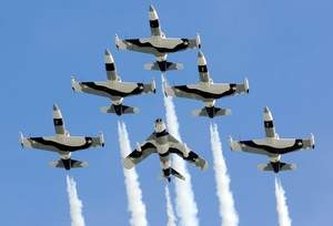 Organizers to pitch moving air show to Melbourne International Airport