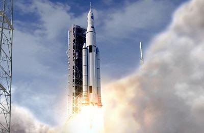 NASA budget keeps KSC plans on target